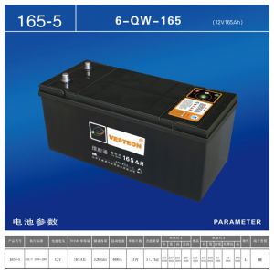 Winter Mf Car/Truck Battery pictures & photos
