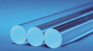 Half Cast Ingots of Polycrystalline Solar Test Quartz Rod Materials
