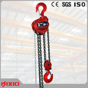 Factory Direct Sale 5t Chain Pulley Block pictures & photos