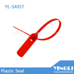 Plastic Security Seal for Sealing and Marking (YL-S405T) pictures & photos