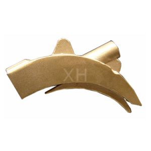 China Custom Cast Brass Parts with CNC Machining pictures & photos