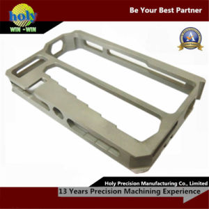 Custom 304 Stainless Steel CNC Frame Electrical CNC Components pictures & photos