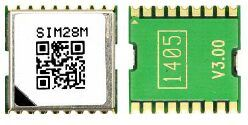 Simcom Low Cost GPS Module SIM28m Samll Size