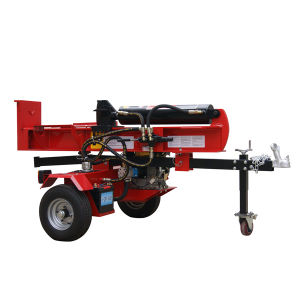 Good Quality Cheap Price Screw Log Splitter, 50 Ton Log Splitter, 45 Ton Log Splitter pictures & photos