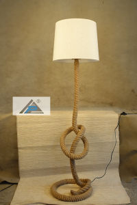 Vintage Style Floor Lamp with Rope (C5008262-2) pictures & photos