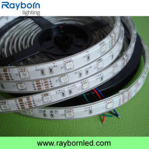 IP68 IP65 Waterproof 24V/12V Flexible LED Light Strip pictures & photos