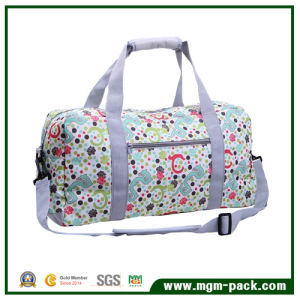 High Quality Colorful Fashion Canvas Shoulder Bag for Travel pictures & photos