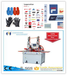 Manufacturers Direct Sales of Pattern Welding Machine, Shoe Upper Fabric Welding Machine, Ce, ISO Certification pictures & photos