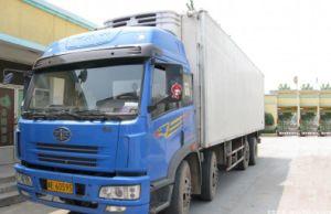 Marque 240HP 8X4 Camion Frigorifique Freezer pictures & photos