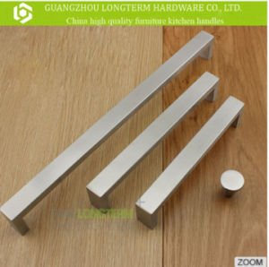 High Anti-Rust Stainless Steel T Bar Pull Handle Furniture Handle pictures & photos