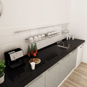 Oppein Australia Project Modern Built-in Lacquer Wood Kitchen Cabinet (OP14-L04) pictures & photos
