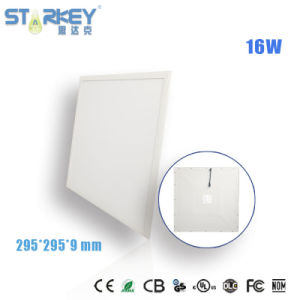 Dimmable Ultrathin 16W LED Panel Light 295*295*9 mm