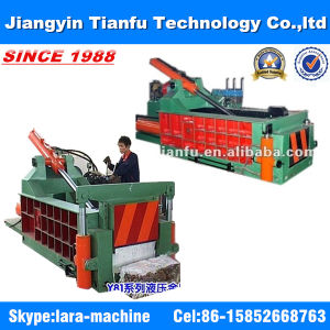 Y81 Metal Baler Hydraulic Scrap Steel Packing Machine pictures & photos