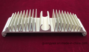 Powder Coating Aluminium Extrusion Heat Sink pictures & photos