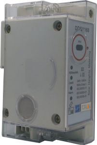 DIN Rail Mounting Keypad Split Energy Meter with Ciu pictures & photos