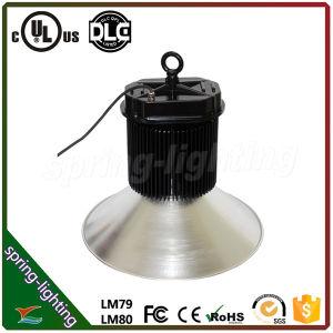 UL Dlc cUL SAA 200 Watt Mean Well Driver LED High Bay Light for Warehouse