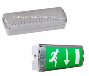 Emergency LED Exit Bulkhead Light Jk198LED5m/Nm pictures & photos