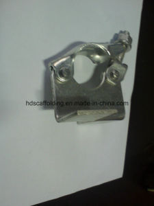 Scaffolding Pressed Board Retaining Coupler pictures & photos