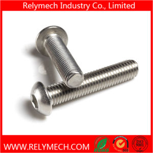 Stainless Steel Pan Head Round Head Hex Socket Bolt M2-M16 pictures & photos