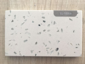 China Big Factory Single Color Artificial Quartz Stone pictures & photos