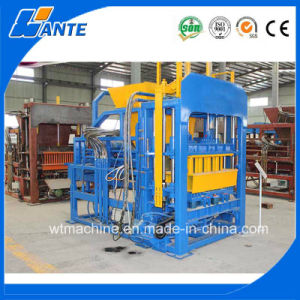 Qt10-15 Vibrated Concrete Block Making Machine for Sale, Electric Brick Making Machine pictures & photos