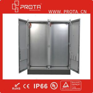 Metal Floor Stand Power Distribution Cabinet for Electrical Industry pictures & photos