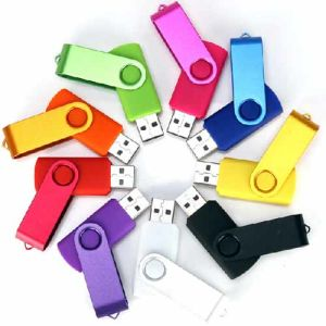 Hot! Colorful Swivel USB Flash Drive8GB 16GB 32GB 64GB (TF-0076) pictures & photos