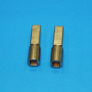 Electronic Accessories Copper Parts Made by Auto Turning pictures & photos