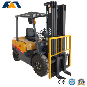 4ton Hydraulic Diesel Forklift Japanese Mitsubishi S4s Wholesale in Dubai pictures & photos