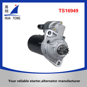 12V 1.7kw 10t Ccw Starter for Audi 0001123014 17972 pictures & photos