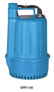 Electrical Garden Used Plastic Submersible Pump (SPP-100) pictures & photos
