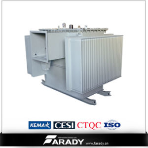 11kv 2500kVA Oil Immersed Power Transformer pictures & photos