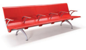 Polyurethane PU Waiting Chairs in Hospital, Train or Bus Station pictures & photos