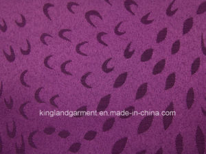 Polyester Quality Jacquard Muslim Moon Design Wide Width Table Cloth pictures & photos