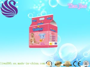 Toddleez Soft Disposable Baby Diapers in Bales pictures & photos