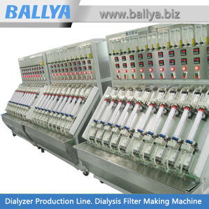 Hemodialysis Filter Turnkey Manufacturing Plant Dialyser Automatic Assembly Equipment