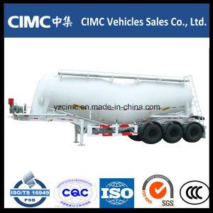 Hot Sale Cimc 50 Ton Bulk Cement Tanker pictures & photos
