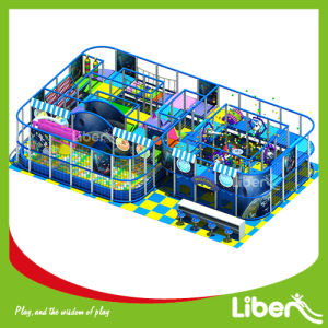 TUV Approved Indoor Soft Play Equipment with Large Ball Pool pictures & photos