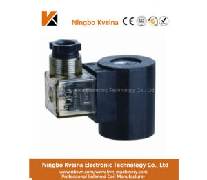 DIN Type Coil, Metal Coil, DC24V Coil pictures & photos
