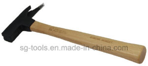 Roofing Hammer with Wood Handle (03 17 55 600)