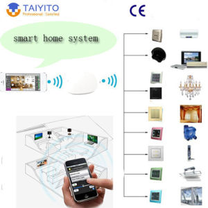 china top selling zigbee and wifi smart home home automation intelligent switch remote control. Black Bedroom Furniture Sets. Home Design Ideas
