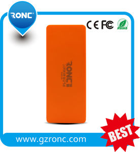 High Quality Quick Charging 2400mAh Portable Power Bank pictures & photos