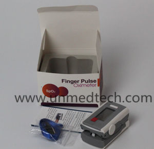 OLED Display Finger Pulse Oximeter with High Anti-Motion Function pictures & photos