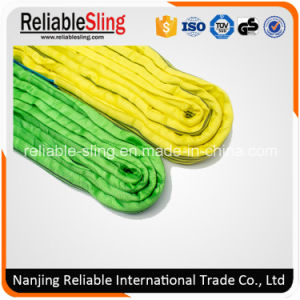 En 1492-2 Ce GS Polyester Portable Endless Type Soft Round Sling for Lifting pictures & photos