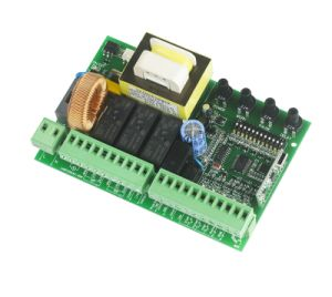 Monitoring of Input Status by LED Swing Gate Motor Controller pictures & photos