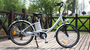 High Quality and Cheap Price 250W 36V Electric City Bicycle pictures & photos