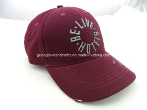 Customized Elastic Cotton Embroidery Flexfit Cap pictures & photos