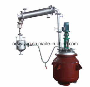 Fj High Efficent Factory Price Pharmaceutical Hydrothermal Synthesis Agitated Adhesive Reactor pictures & photos