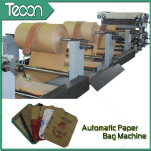 Cement, Chemical, Food Kraft Paper Bag Production Line pictures & photos