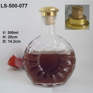 Glass Bottle for Wine / Oliver Oil pictures & photos